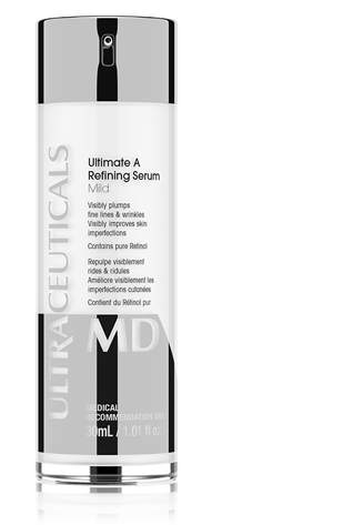 Ultimate A Refining Serum Mild